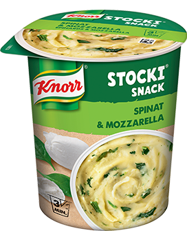 Stocki Snack Spinat & Mozzarella